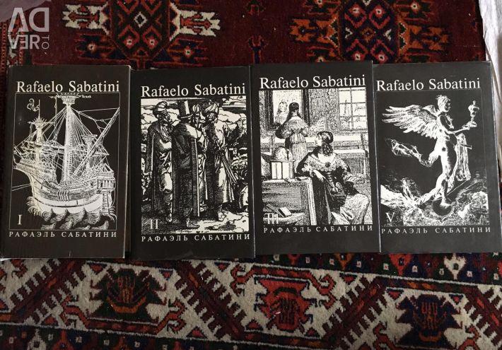 Raphael Sabatini'nin Toplanan Eserleri