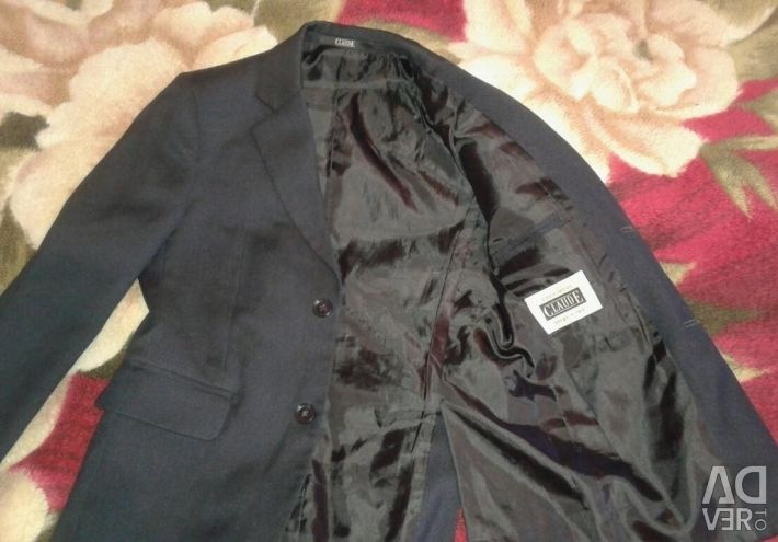 School black jacket 134cm. Boy