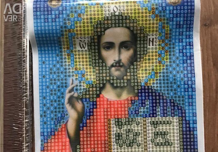 Diamond Mosaic Diamond Embroidery