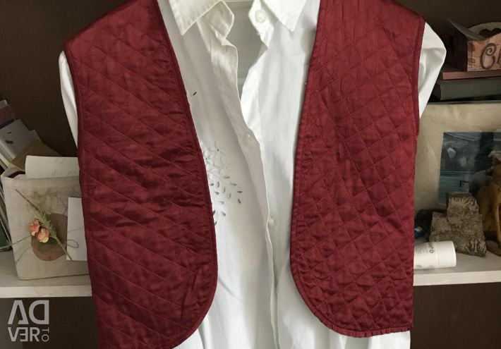 Shirt and vest