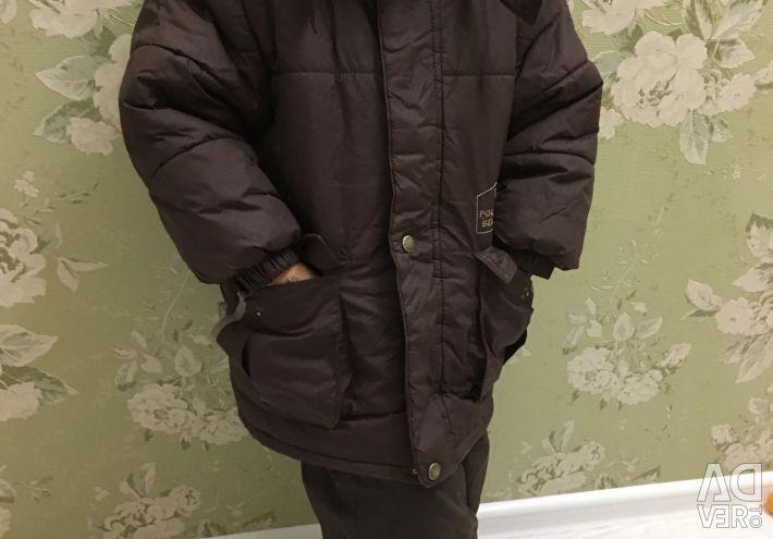 Jacket overalls