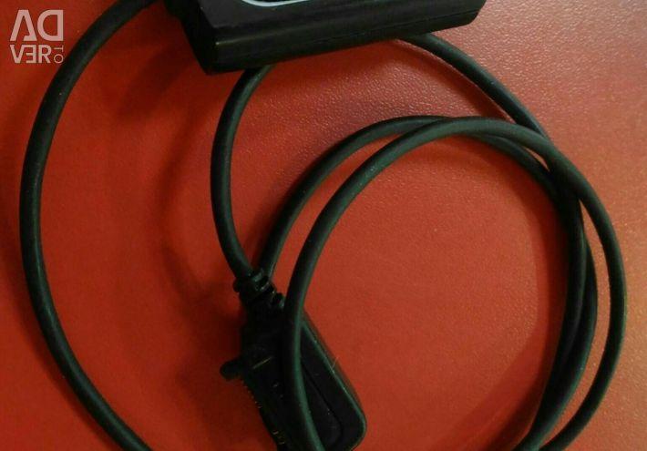 Nokia reklam-41 kulaklık adaptörü