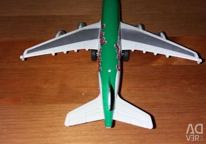 Uçak metal