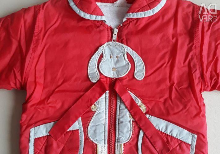Jachetă pentru copii