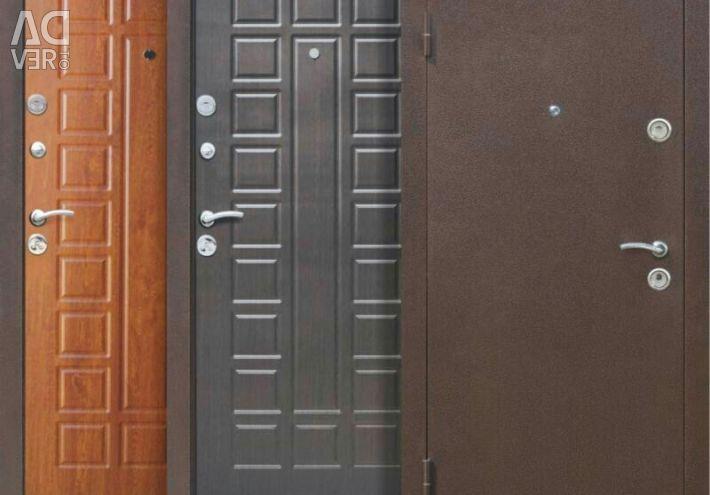 Giriş ve iç kapılar Koshelevo