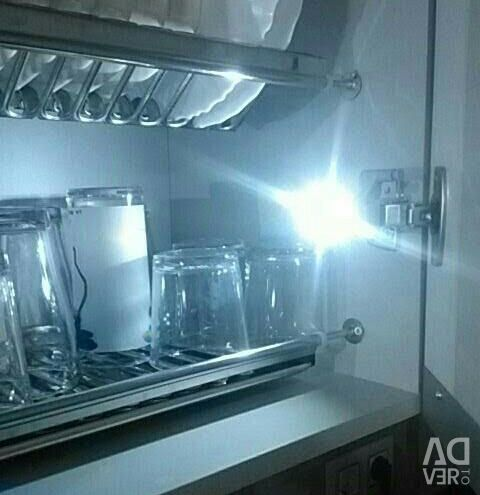 Backlight in cabinets (2pcs.)