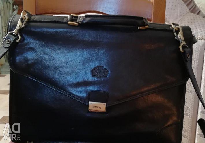 Men's briefcase Wittchen.