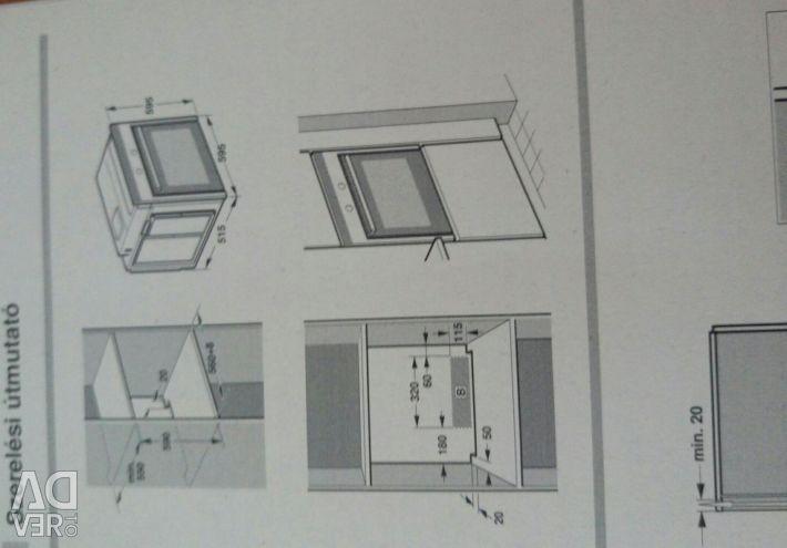 Oven, electro