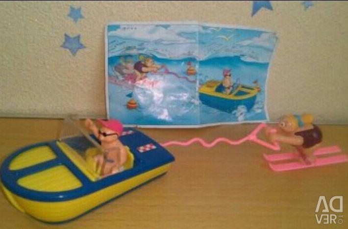 Kinder Maxi Series