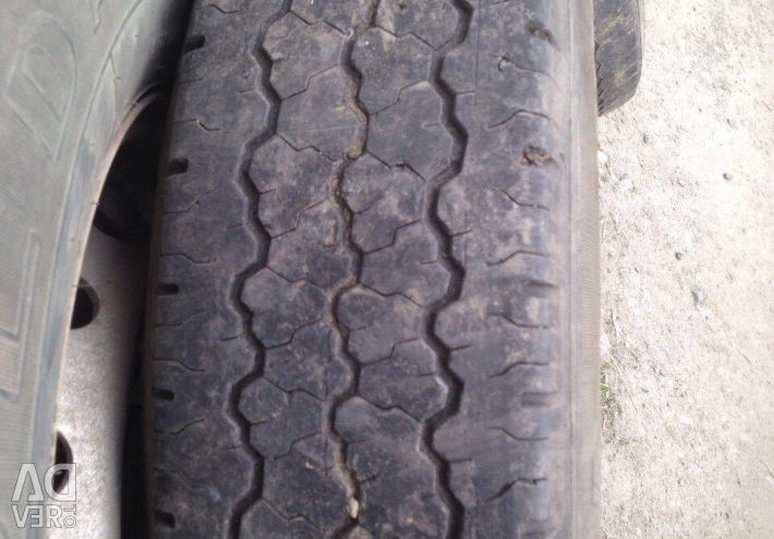 Колесеца (summer tires)