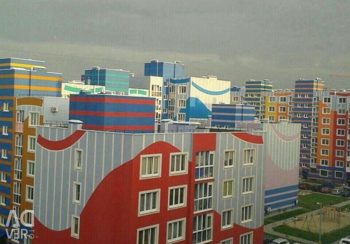 Apartment, 1 room, 33 m²