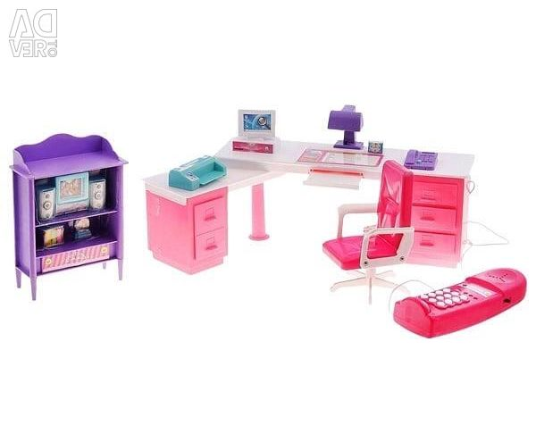 Play Smart Furniture Set Cozy House Office Р41067
