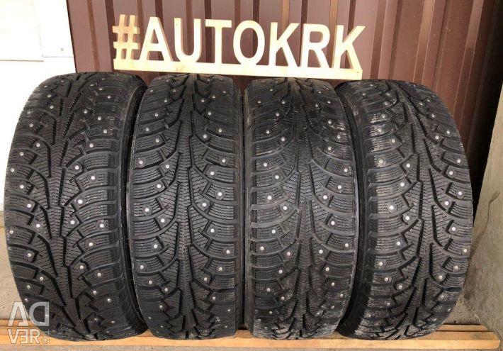 Winter tires R14 185 70 Nokian
