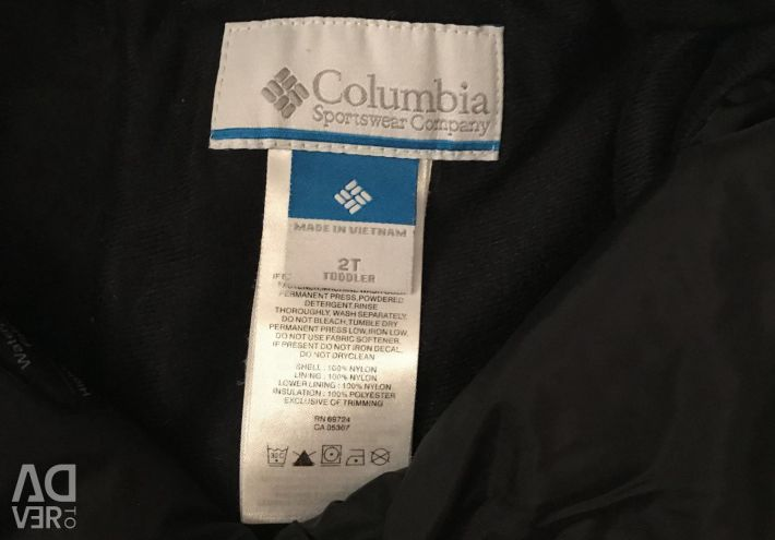 Pants NEW‼ ️Columbia for 1.6-2 years