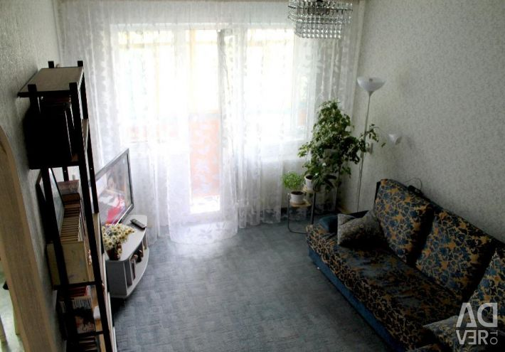 Apartment, 3 rooms, 58 m²