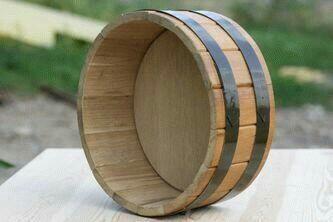 Barrel cut