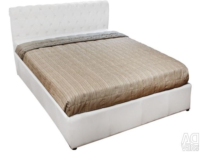 Mone Chesterfield Bed with Storage Area at