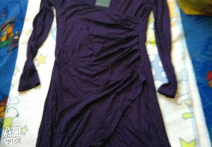 Платье новое с ценником