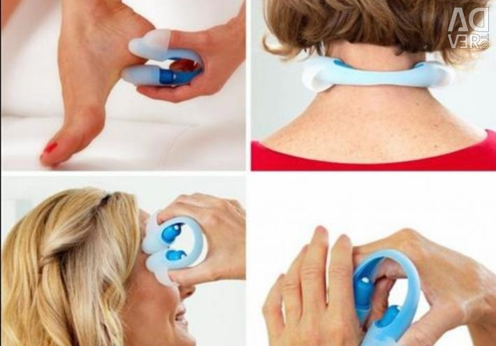🔥 Vibrating Massager for Acupressure uTouch