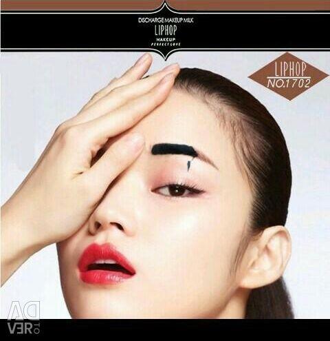 Tattoo permanent eyebrow gel tint