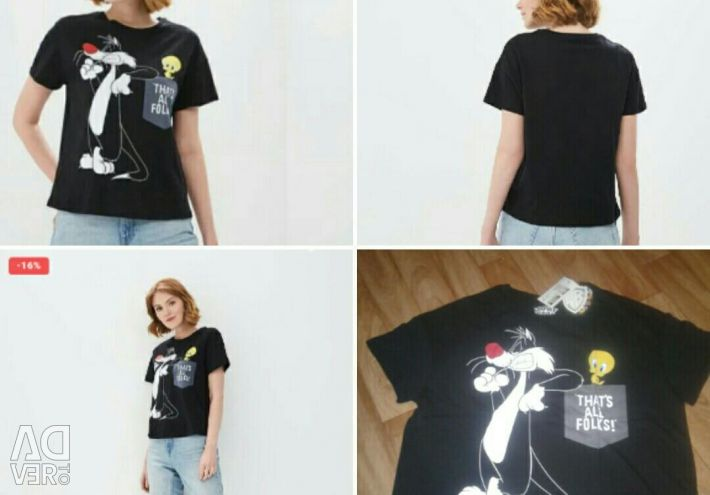Yeni T-shirt 46 s.