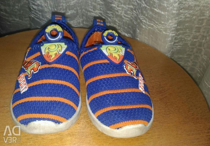 Sneakers for children 22 r. Very comfortable