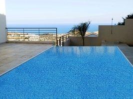 Luxury villa in agios tychonas