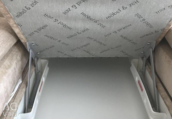 Chic sofa 4 meters Möbel & zeit new