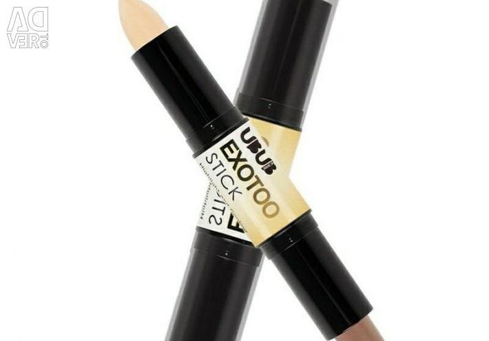 Bilateral makeup concealer UBUB WS01