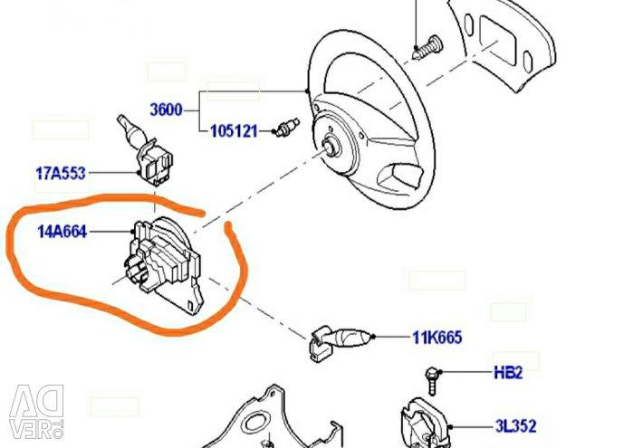 Контактна група AIR BAG Ford 98-