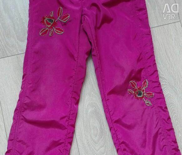 Ρουζ παντελόνι!
