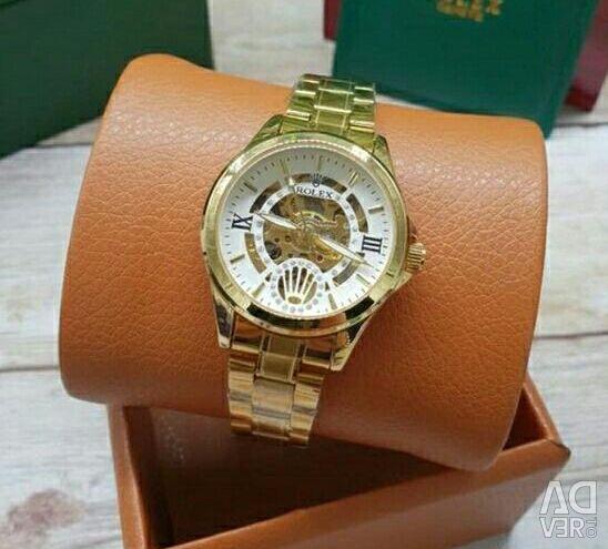 Rolex men's wrist watch