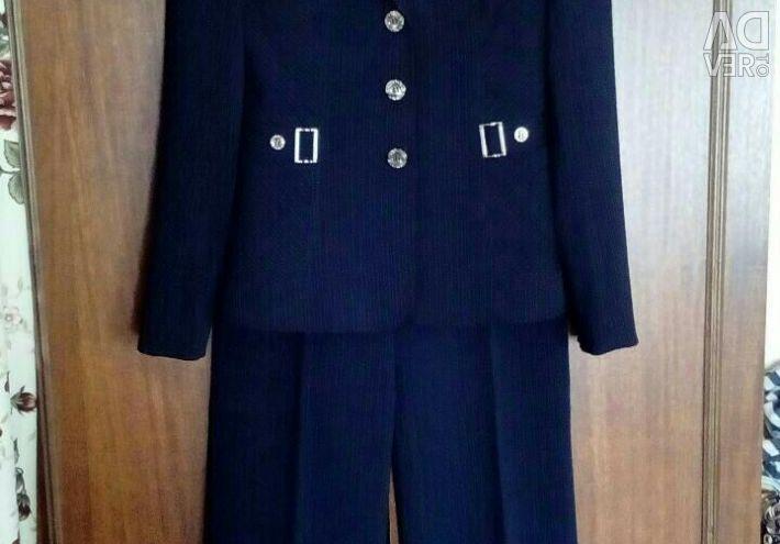 Five-piece suit