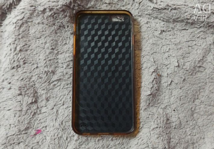 Leather case on iphone 6s