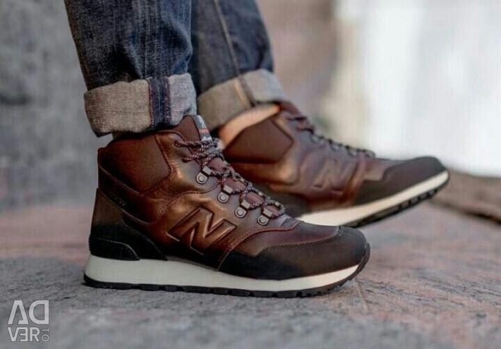 Ботинки New Balance 755