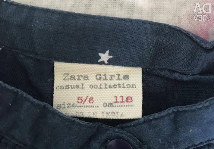 Shirt Zara, 5-6 years old