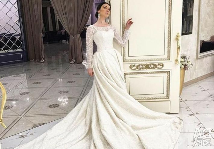 Эксклюзивные свадебные платья 2018/2019