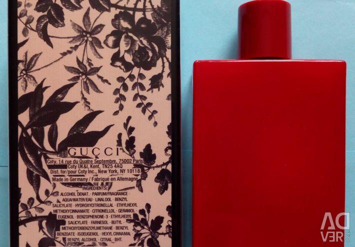 Gucci bloom ambrosia di fiori wives parf. water 100ml