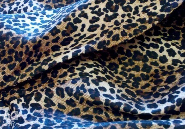 Dress new leopard