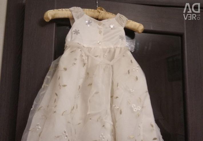 Zarif elbise 3-5l