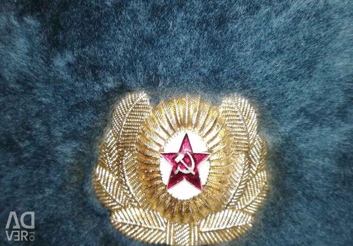 Caps - Ushanka officers