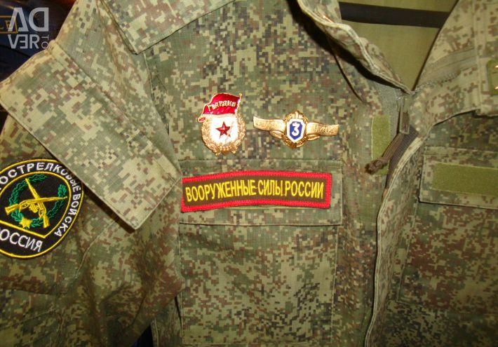 Военная форма повседневка 46-48/176