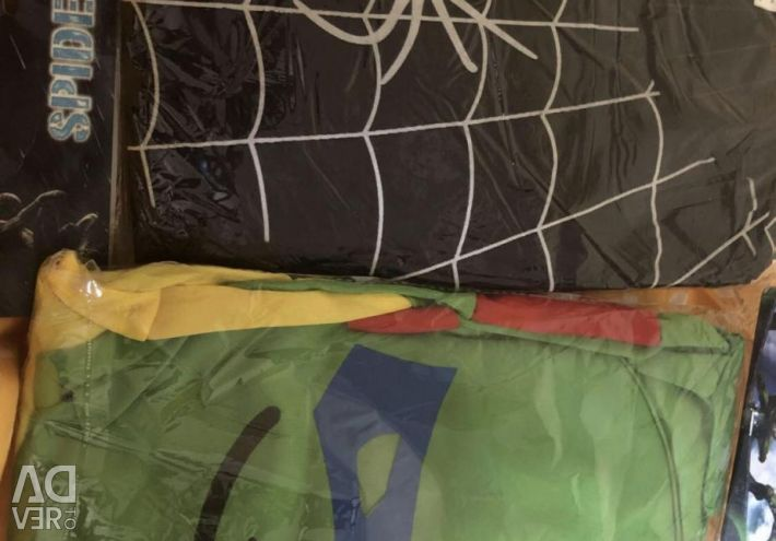 Suit new turtle ninja.Spidermen.r.S, M, L