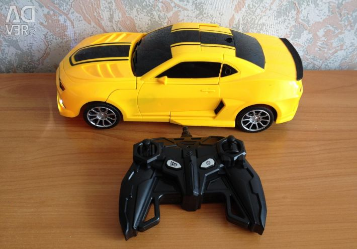 Bumblebee Autotransformer