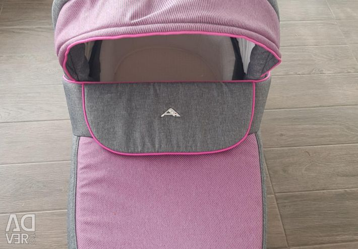 Box for strollers