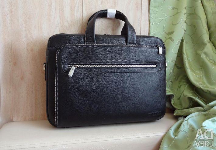 Deri şık çanta