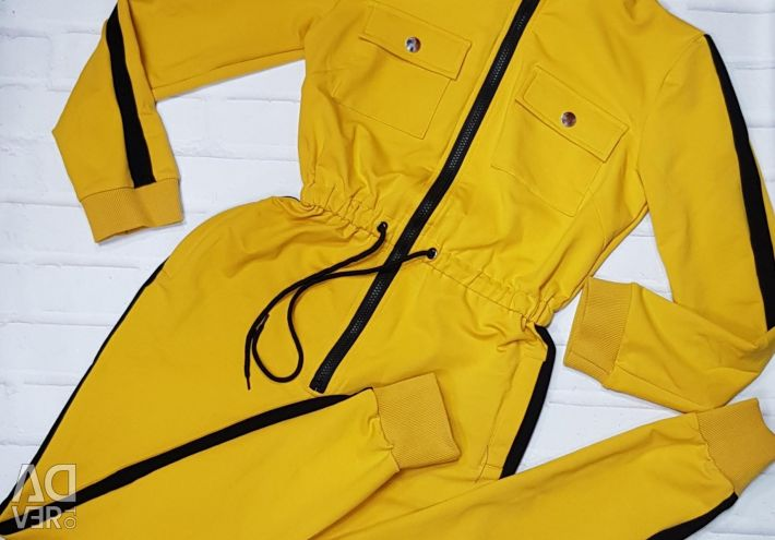 Bomb overalls
