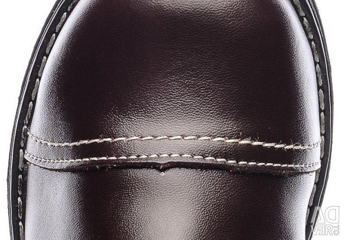 Boots, San Marko, nat. leather winter