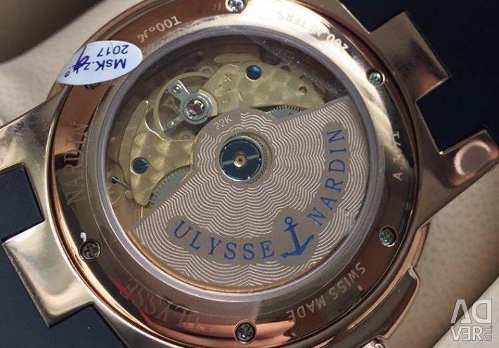 Ulysse Nardin watch