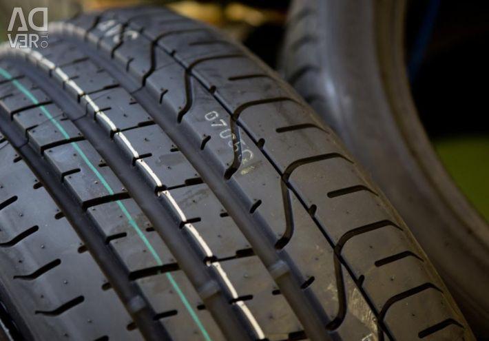 Καλοκαιρινά ελαστικά R18 245 45 Pirelli